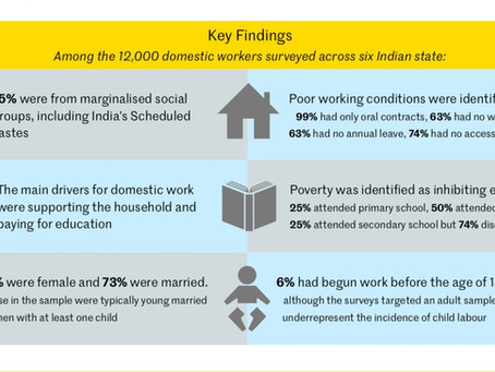 Beyond the Walls - Ground-breaking report on domestic workers and modern slavery