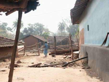 The true cost of slavery: 70 men trafficked from one village