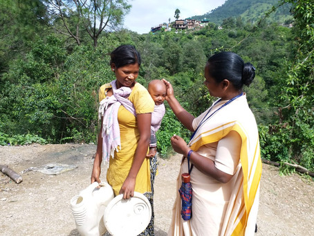 Working with the most vulnerable in Himachal Pradesh