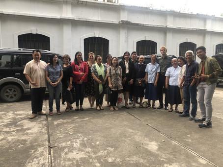 Bringing together Filipino anti-slavery organisations