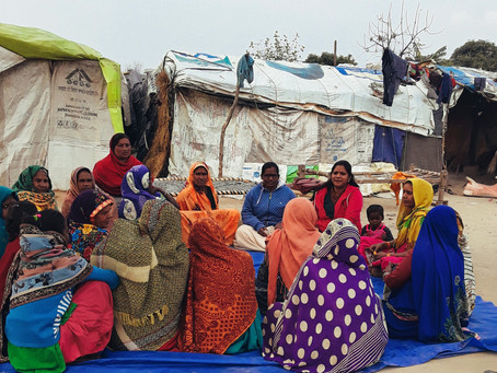 Arise OHCHR Submission on the nexus between forced displacement and contemporary forms of slavery