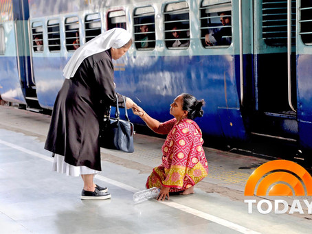 Today Show: Catholic nuns lead global fight against human trafficking