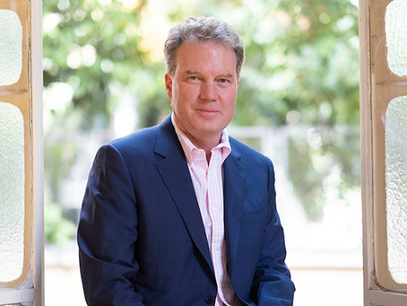 Arise welcomes former papal spokesperson Greg Burke to the team