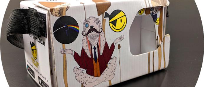 Cyberdelic Cardboard