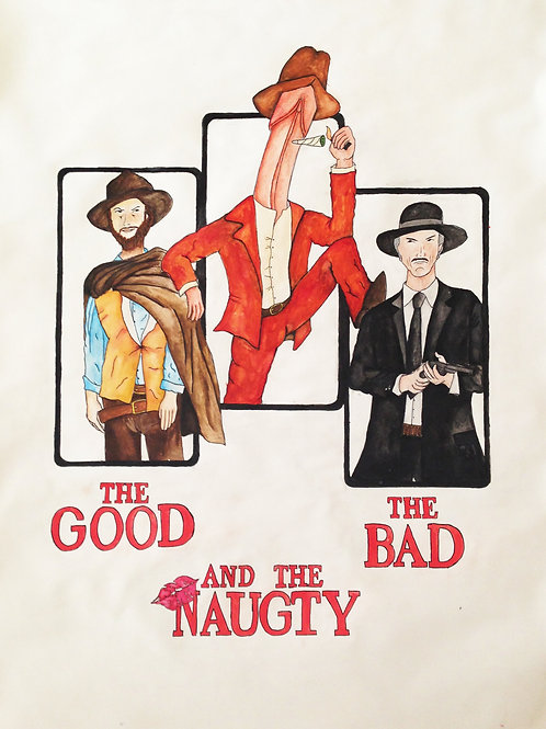 The good, the Bad and the Naughty