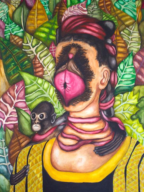 Frida-Unshaved