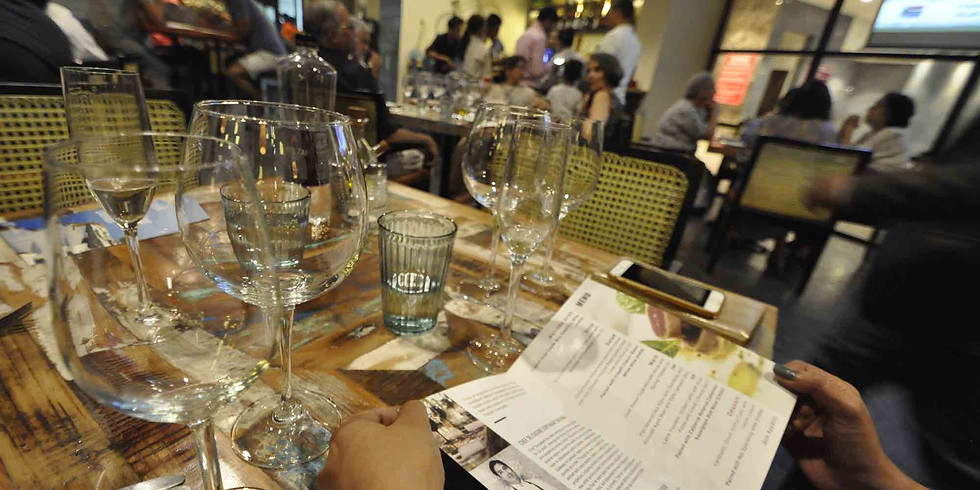 Chef's Signature Pairing Series: 3-Course Dinner W/3 Wines
