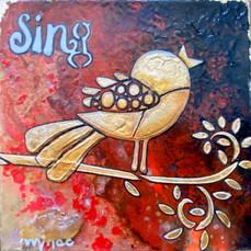 Singing My Happiness