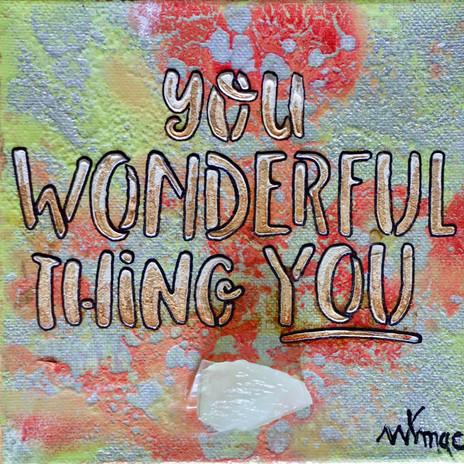 You're Wonderrful!