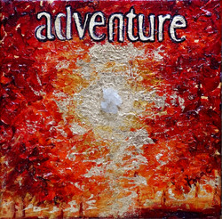 Life of Adventure with Clear Quartz