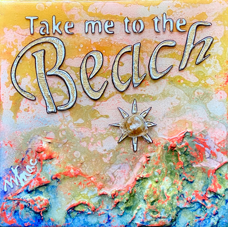 The Beach is Beckoning