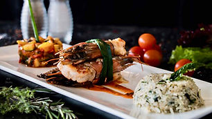 grilled-tiger-prawns-with-herbed-rice-vi