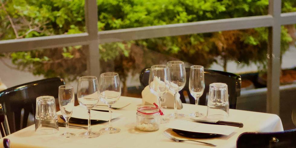 Chef's Signature Pairing Series: Three-Course Dinner W/3 Wines