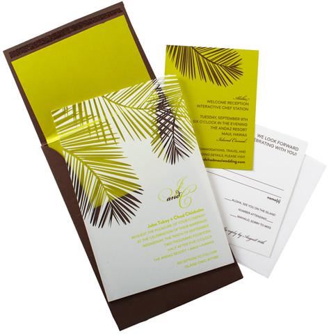 Palm Invite