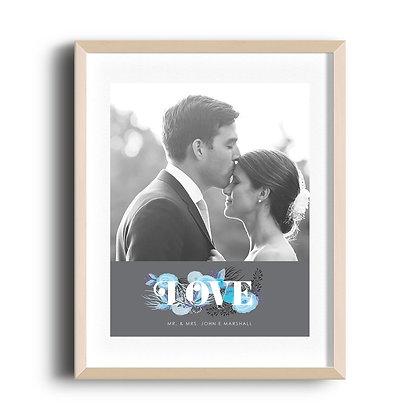 New Love - Blue