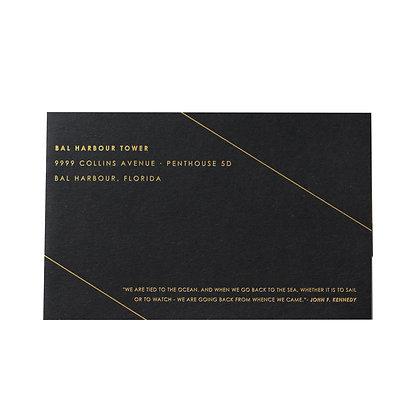 Coldwell Banker brochure