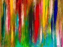 Japan Abstract Art Noriko Asaoka
