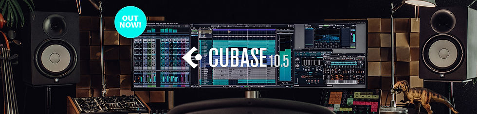 cubase קורס יצירה 10.5.jpg
