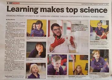 Science Week 2021-2