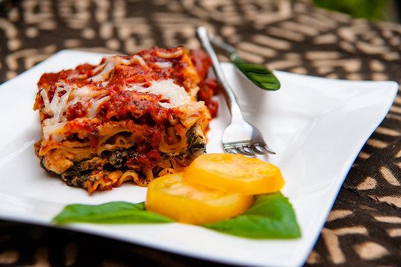 Lasagna (1/4 Pan)