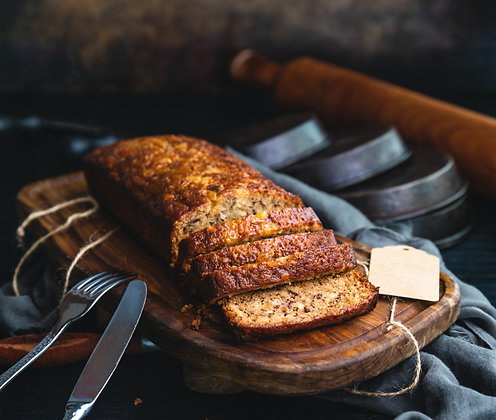 Banana Bread (Loaf)
