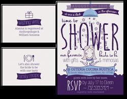 Cooper - Nappi Bridal Shower Invite