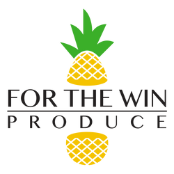 For The Win Produce Logo