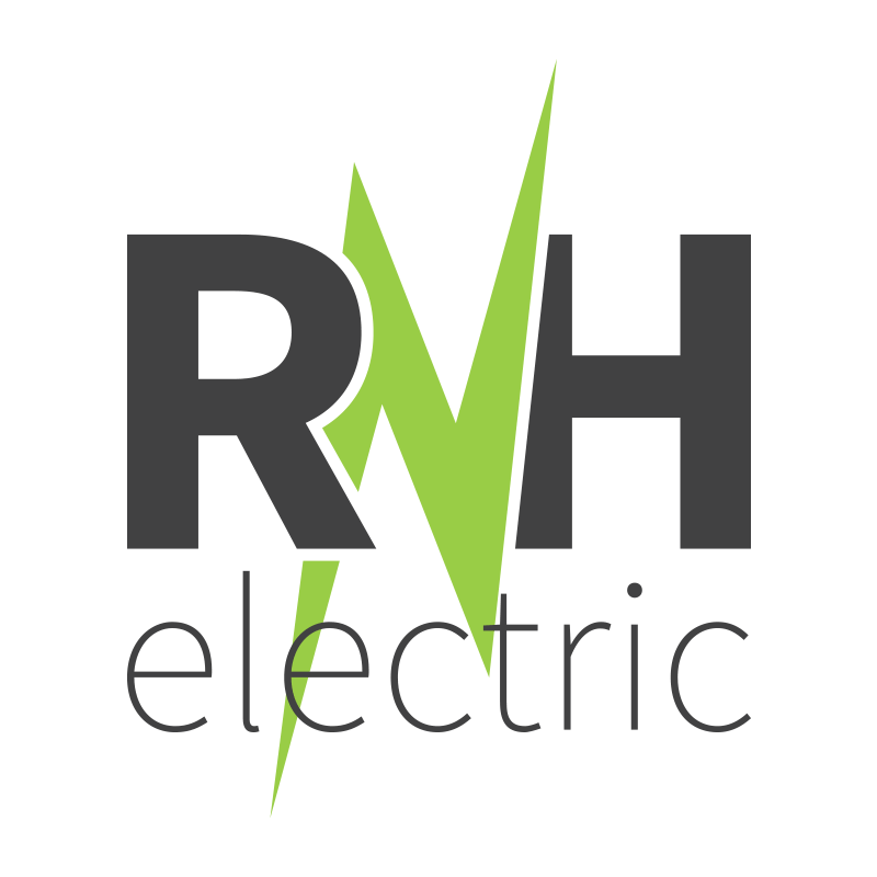 RNH Electric Branding