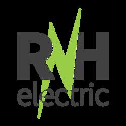 RNH Electric Branding