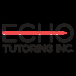 Echo Tutoring Branding