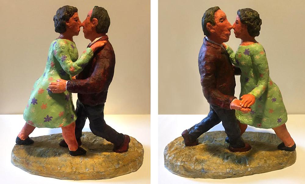 Андрей Карпов. Скульптура Танцующие