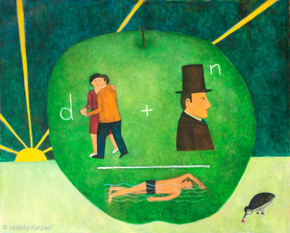 Формула яблока