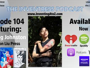 Episode 104 - Liuxing Johnston (Lemon Liu Press)