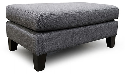 The Cushion Top Ottoman