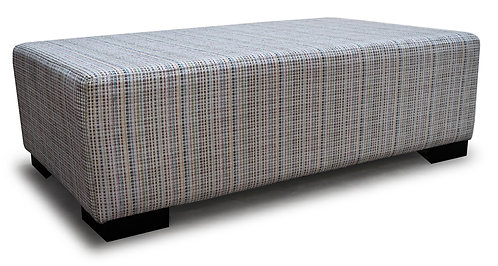 The Plain Top Footstool