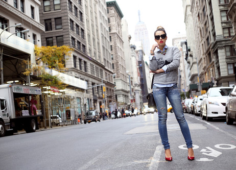 Look Of The Week: Casual Jeans