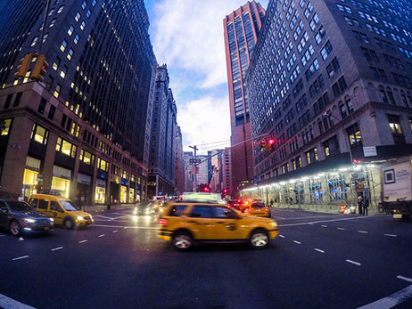 New York City with My GoPro