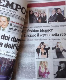Il Tempo - newspaper