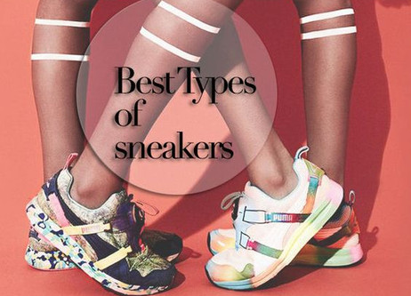 Most popular sneakers and how to wear them - {Come indossare le sneakers}