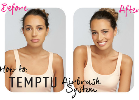 How To: TEMPTU AirBrush System