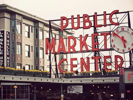 Browsing Around Seattle