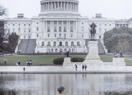 Washington With Ampeer