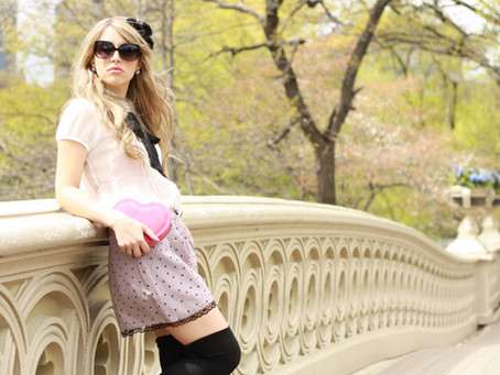 I Lost My Heart In Central Park