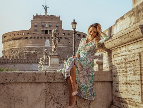 Rome Post - Lockdown - Castel Sant'Angelo