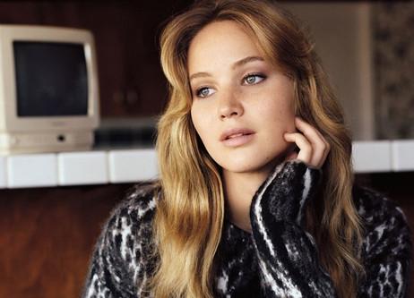 #GirlCrush: Jennifer Lawrence
