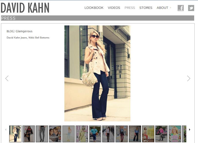 David Kahn Press