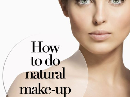 Nude Make-Up in 10 Steps