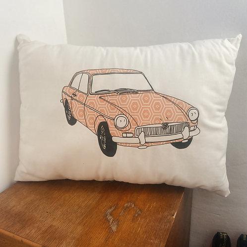 MG B cushion