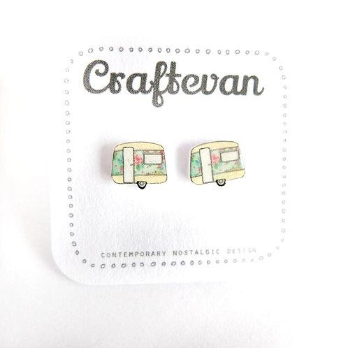 Floral Caravan Earrings