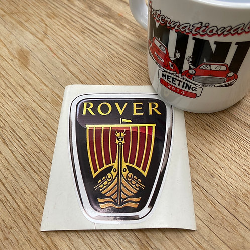 Rover Sticker